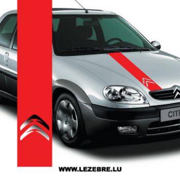Sticker Bande Citroën