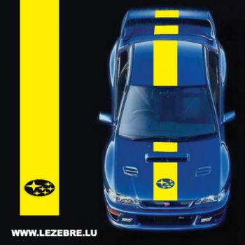 Sticker Bande Subaru