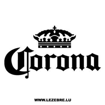 Sticker Corona