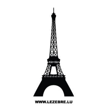 Tour Eiffel Decal