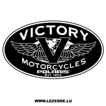 Victory Polaris Decal