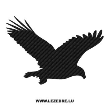 Eagle Carbon Decal 2