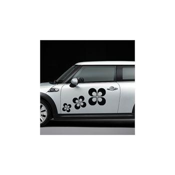 Sticker Deco Fleur 00