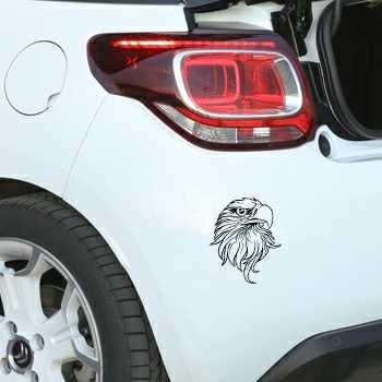 Sticker Décoration pour Citroën Aigle