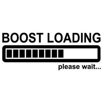 Boost loading please wait … Decal