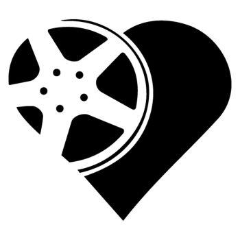 Wheel Heart Sweat-shirt
