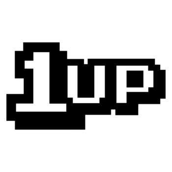 1Up Decal
