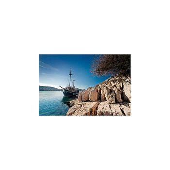 Sticker muraux Bateau Mer