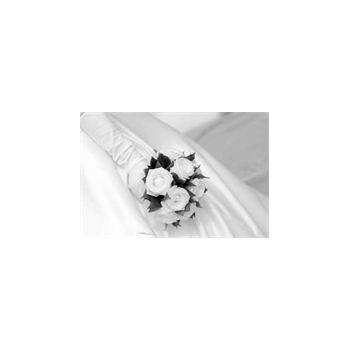Stickers muraux geant Bouquet Mariage