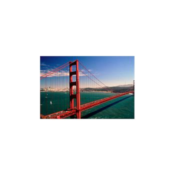 Deco Stickers muraux Pont Golden Gate