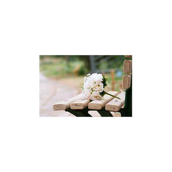 Sticker Deco muraux Bouquet de mariée