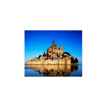 Sticker Deco muraux Mont Saint Michel