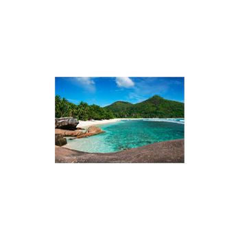 Sticker Deco muraux Seychelles