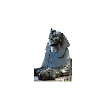 Stickers Wanddekoration Sphinx