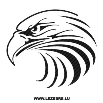 Eagle Carbon Decal 1