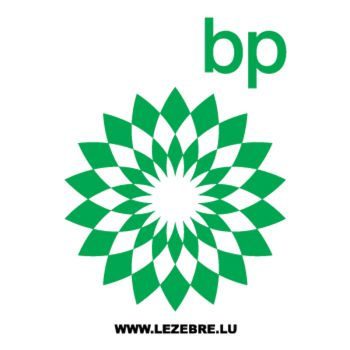 Sticker BP Logo