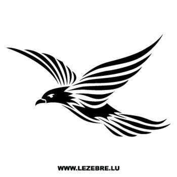 Bird Decal 2