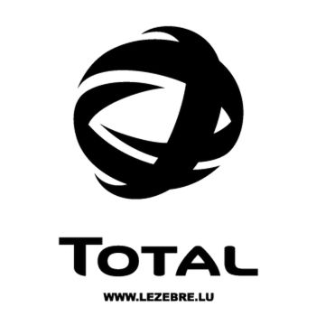 Total Logo Decal 3