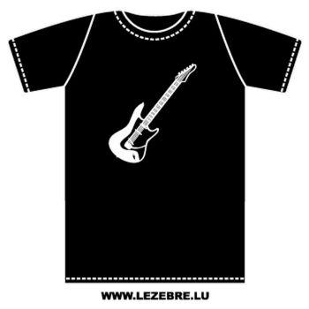 T-Shirt Rockstar guitar