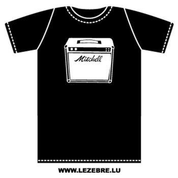 T-Shirt Rock Mitchell