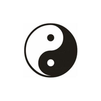 Sweat-Shirt Ying & Yang