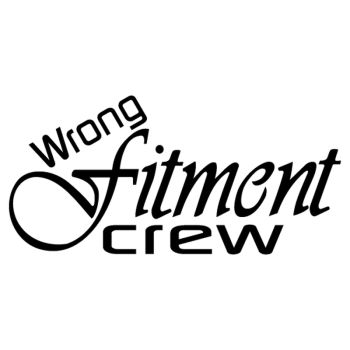 Wrong Fitment Crew T-shirt