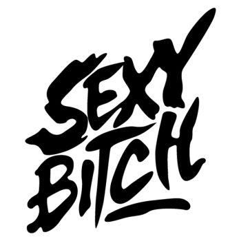 JDM Sexy Bitch Decal