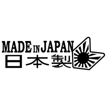 JDM Made in Japan Decal