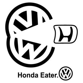 Sticker JDM VW Honda Eater