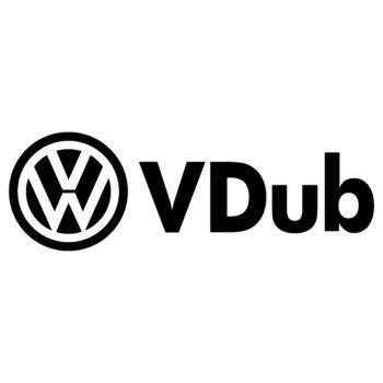 Sticker JDM VW VDub