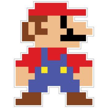 T-shirt JDM Mario Pixelisé