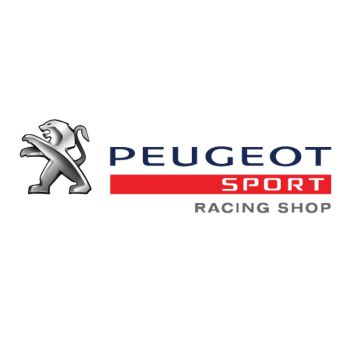 Peugeot Sport Racing Shop Decal
