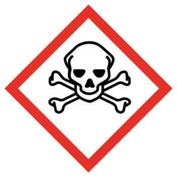 Decal toxic materials