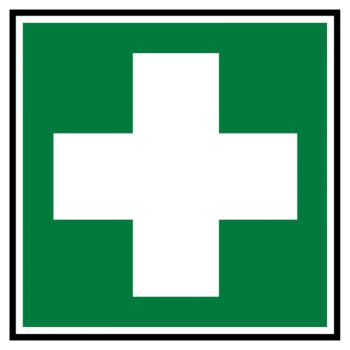 Decal first aid