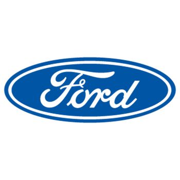 Sticker Ford Logo
