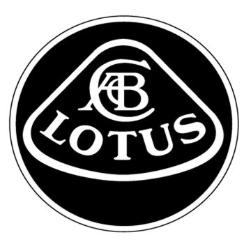 Sticker Lotus Logo