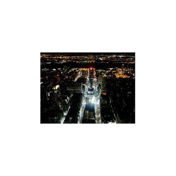 Sticker Mural New York La Nuit