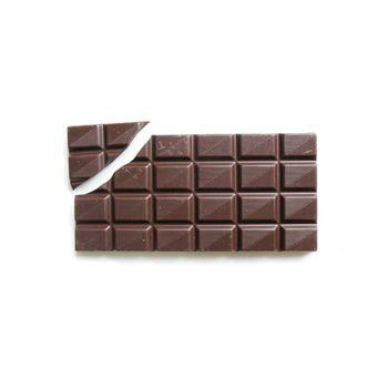 Sticker Deco Murale MorcEau Chocolat Suisse