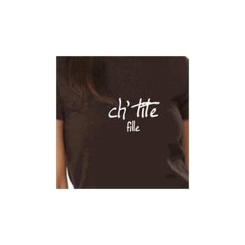 Sweat-Shirt Ch'tite Fille