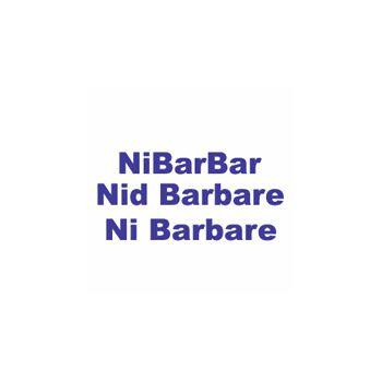 Sweat-Shirt NiBarBar