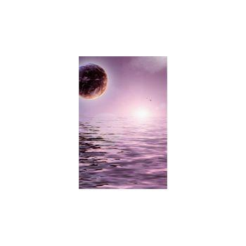 Sticker Déco Planète fantastique