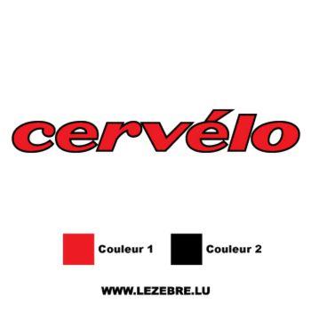 Cervélo Logo Decal