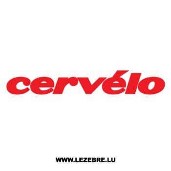 Cervélo Logo Decal 2