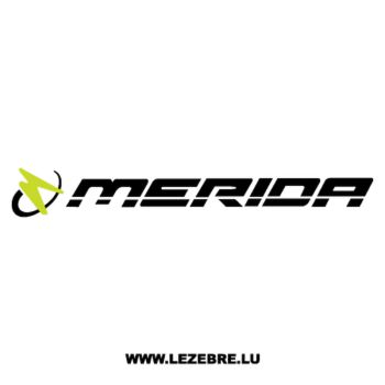 Merida Logo Decal