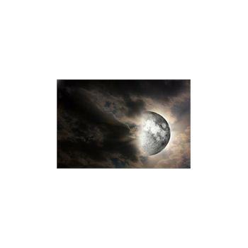 Sticker Deco Murale Lune