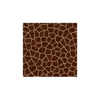 Sticker Mural Motif Peau Girafe