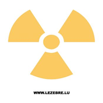 Sweat-Shirt Nucléaire