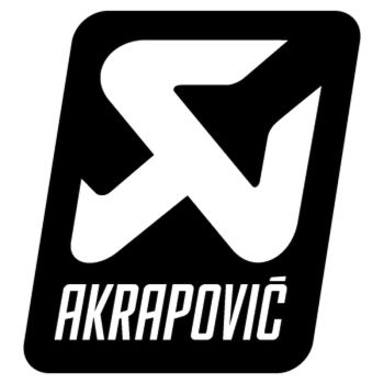 Sticker Akrapovic Logo B