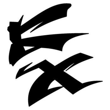 Kawasaki KX Decal