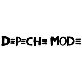 Sticker Depeche Mode logo